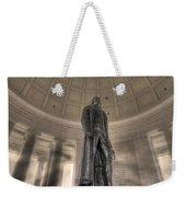 Jefferson Memorial Weekender Tote Bag