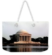 Jefferson Monument After Sunset Weekender Tote Bag