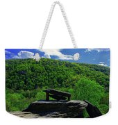 Jefferson Rock  Weekender Tote Bag