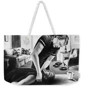 Jeffrey Dahmer Is Recieving New Guest Weekender Tote Bag