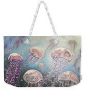 Jelly-fish Weekender Tote Bag