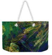 Jelly Fish  Diving The Reef Series 1 Weekender Tote Bag