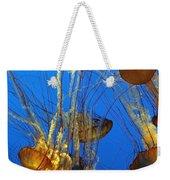 Jellyfish Family Weekender Tote Bag
