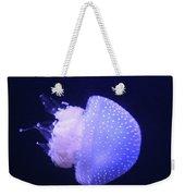 Jellyfish In Motion Weekender Tote Bag