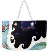 Jellyfish Jam Weekender Tote Bag