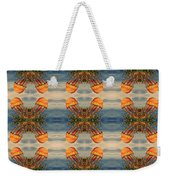 Jellyfish Pattern Weekender Tote Bag