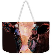 Jemima The Cow Weekender Tote Bag