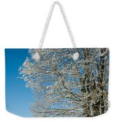 Jenne Farm Winter In Vermont Weekender Tote Bag