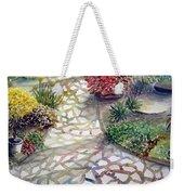 Jennifers Garden Weekender Tote Bag