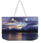 Jenny Lake, Grand Teton National Park Weekender Tote Bag