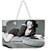 Jenny Love Weekender Tote Bag