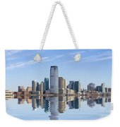 Jersey City Weekender Tote Bag