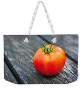 Jersey Fresh Garden Tomato Weekender Tote Bag