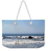Jersey Shore Morning - Atlantic City Weekender Tote Bag