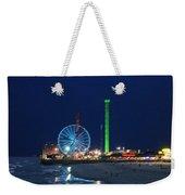 Jersey Shore Weekender Tote Bag