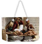 Jerusalem - Bread Seller Weekender Tote Bag