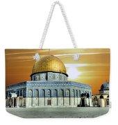 Jerusalem - The Light Weekender Tote Bag