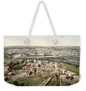 Jerusalem, C1900 Weekender Tote Bag