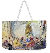 Jerusalem Cafe Weekender Tote Bag