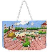 Jerusalem Image Weekender Tote Bag