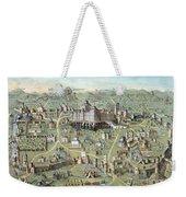 Jerusalem: Solomons Temple Weekender Tote Bag