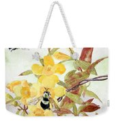 Jessamine Bee Mine Weekender Tote Bag