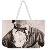 Jesse James (1847-1882) Weekender Tote Bag