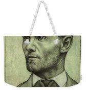 Jesse James Weekender Tote Bag by James W Johnson