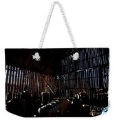 Jesse's In The Barn Weekender Tote Bag