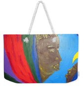 Jesus And His Mother Mary Weekender Tote Bag
