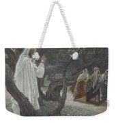 Jesus Appears To The Holy Women Weekender Tote Bag