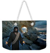 Jesus Christ- And Surely I Am With You Always Weekender Tote Bag