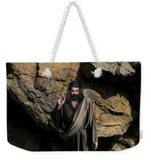 Jesus Christ- Be Blessed And Prosper Weekender Tote Bag