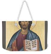 Jesus Christ - Pantocrator - Rljcp Weekender Tote Bag