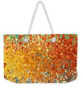 Jesus Christ Seed Of Woman Weekender Tote Bag by Mark Lawrence