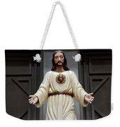 Jesus Figure Weekender Tote Bag