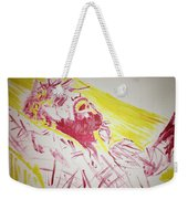 Jesus Glory Weekender Tote Bag
