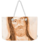 Jesus In The Light Weekender Tote Bag