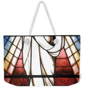 Jesus Is Our Savior Weekender Tote Bag