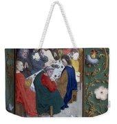 Jesus: Last Supper Weekender Tote Bag