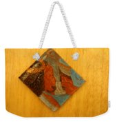 Jesus Meets His Mother Mary - Tile Weekender Tote Bag