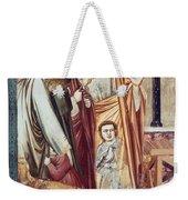 Jesus & Moneychanger Weekender Tote Bag