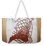 Jesus Of Gethsemane - Tile Weekender Tote Bag