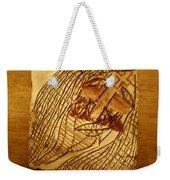 Jesuschrist - Tile Weekender Tote Bag