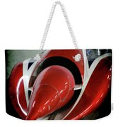 Jet Car Weekender Tote Bag