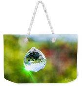 Jewel Hanging Outdoors  Weekender Tote Bag