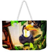 Jewel Of The Amazon Toco Toucan  Weekender Tote Bag