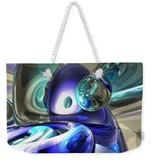 Jewel Of The Nile Abstract Weekender Tote Bag