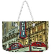 Jewel Of The South Tivoli Chattanooga Historic Theater Art Weekender Tote Bag
