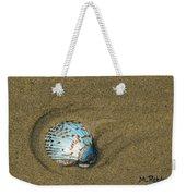 Jewel On The Beach Weekender Tote Bag